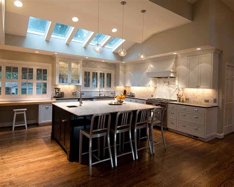 cathedral ceiling kitchen lighting ideas 3 must read kitchen track lighting guidelines home