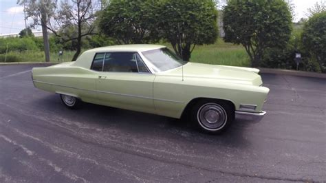 1968 Cadillac Coupe by 1968 Cadillac Calais Coupe For Sale