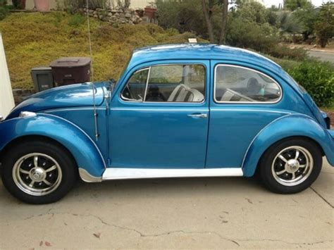 Used Volkswagens For Sale By Owner by 1968 Volkswagen Beetle Antique Car Wildomar Ca 92595