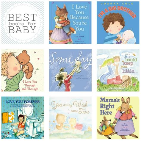 picture books for my top 8 best books for baby and marriage