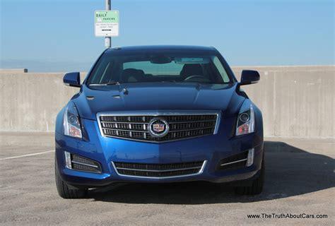 2013 Cadillac Ats Review by Review 2013 Cadillac Ats 3 6 Awd The