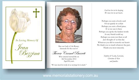 how to make a funeral memorial card prayer cards funeral quotes quotesgram