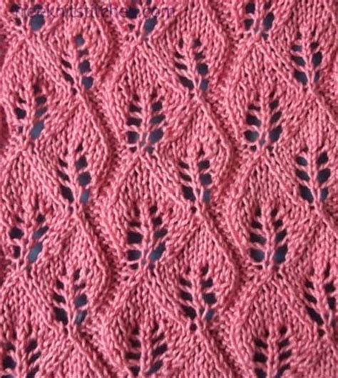 different knit stitch patterns different stitch patterns fall of the leaves pretty