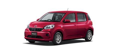 Daihatsu Boon by Daihatsu Boon Unveiled In Japan Toyota Passo S Identical