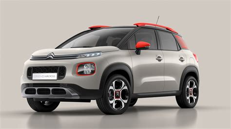 C3 Citroen by Citroen Presents C3 Picasso Replacing C3 Aircross