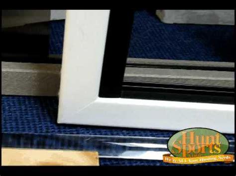 Blinds For Bow Windows Ideas build your own deer blind windows plans deerblind slider