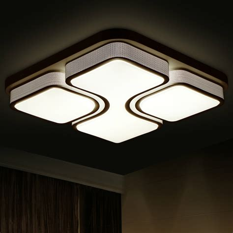 square led ceiling lights modern ceiling lights for home lighting led ceiling l