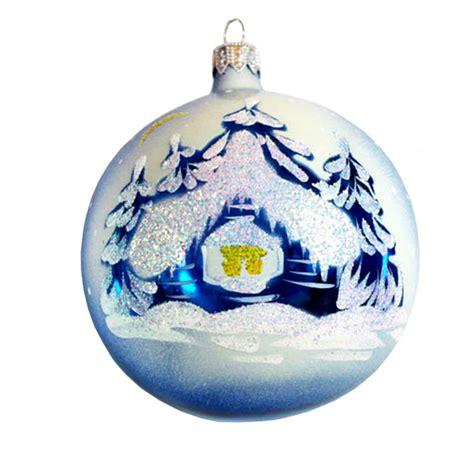 ebay ornaments santa s grotto blue ornament ebay
