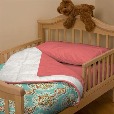 coral and aqua crib bedding coral and aqua medallion toddler bedding carousel designs