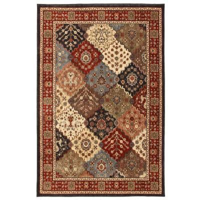 home depot outdoor rugs clearance pemberton carmin 5 ft 3 in x 7 ft 6 in area rug 388683