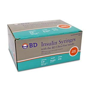 bd counting bd insulin syringe ultra 31 1cc 5 16 quot 100