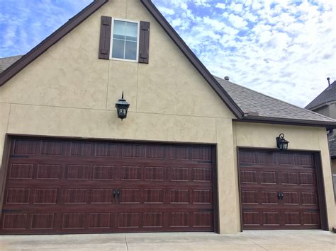 garage door repair norman ok overhead doors okc norman overhead garage door custom
