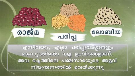 food for food for diabetes malayalam