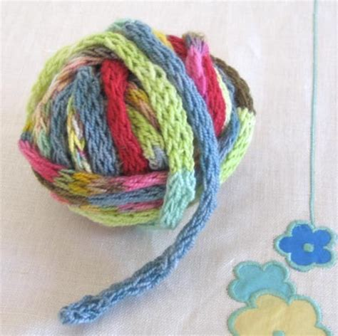 how do you knit an i cord i cord yarn