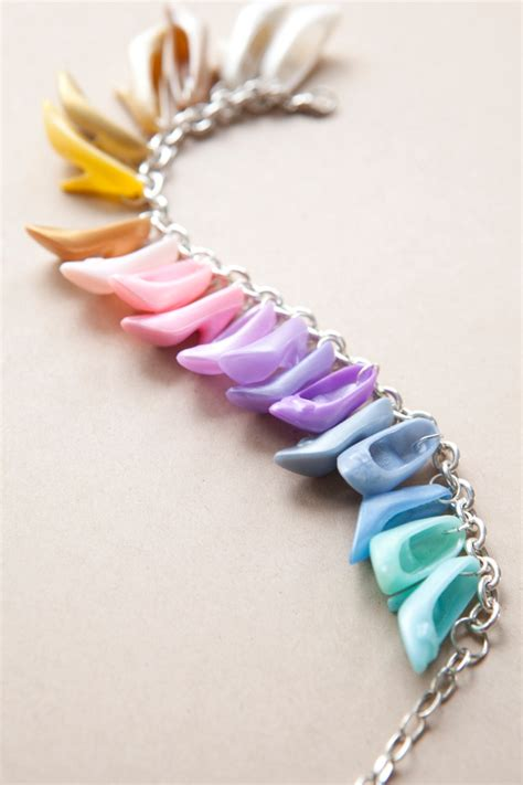 how to make shoe jewelry diy shoes images