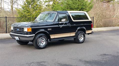 electric and cars manual 1990 ford bronco seat position control 1990 ford bronco lxt eddie bauer 4x4 5 8l v8 automatic cleanest around for sale in vancouver