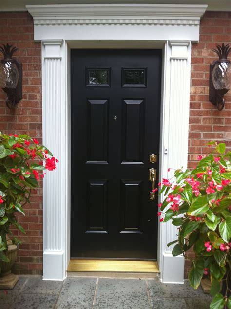 front door ideas 17 best ideas about exterior door trim on