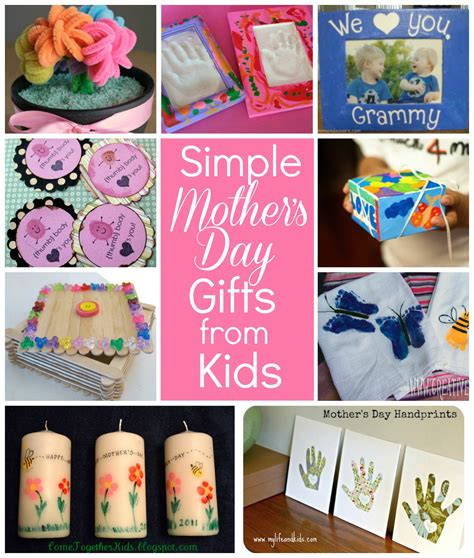 mothers day crafts for to make simple s day gift ideas for flower pot