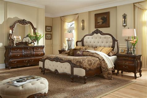 aico bedroom set buy lavelle melange bedroom set by aico from www