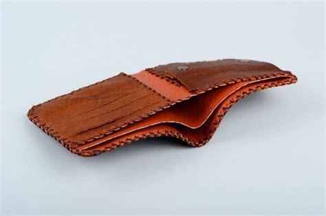 como hacer carteras de cuero como hacer carteras para caballero madeheart gt cartera de