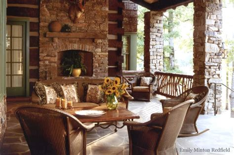 Kitchens With An Island don duffy architecture portfolio hunting lodge nc