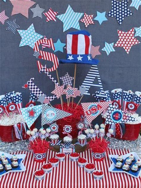 25 printables for the 4th of july 187 dollar store crafts