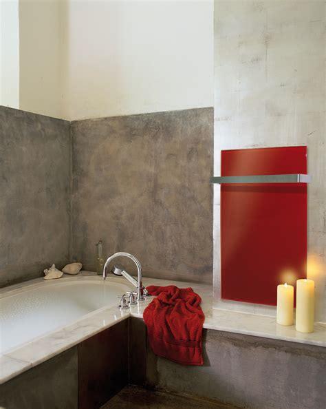 panneau rayonnant pour salle de bain