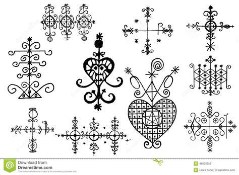New Orleans Balcony by Voodoo Spirit Symbols Stock Photo Image 48535953