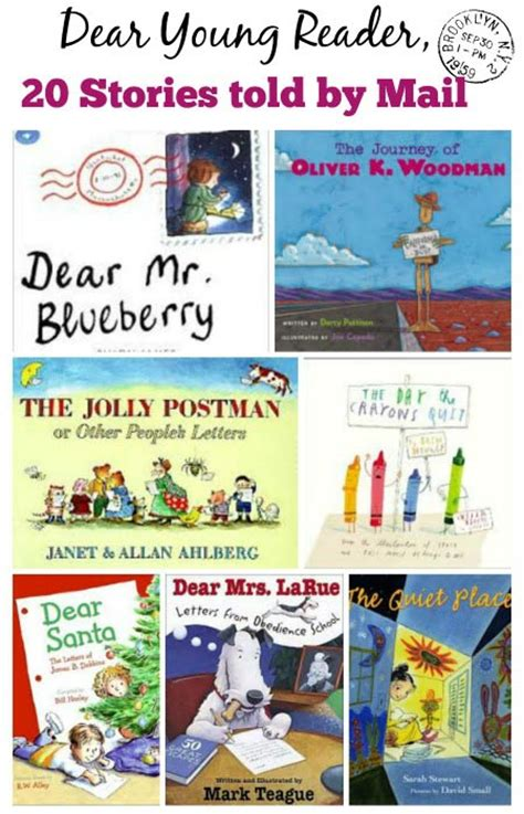 writing a children s picture book 20 picture books about mail getting letters edventures