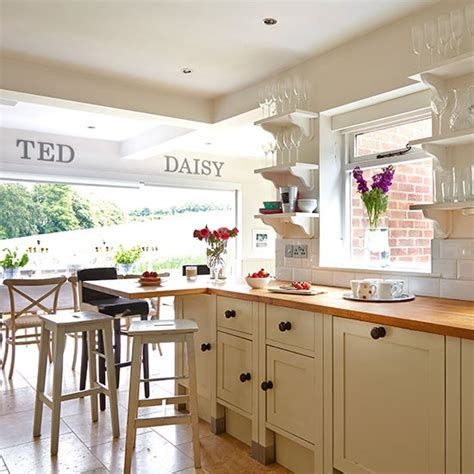 country kitchen diner ideas country kitchen designs bespoke wooden kitchen housetohome co uk