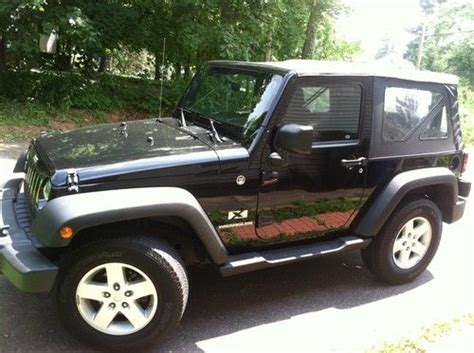 automobile air conditioning service 2008 jeep wrangler interior lighting sell used 2008 jeep wrangler x sport utility 2 door 3 8l in berlin connecticut united states