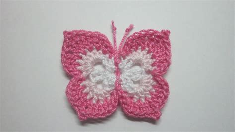 how to make crafts how to make a lovely crochet butterfly diy crafts
