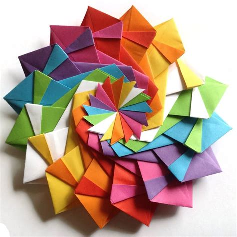 who started origami getting started with geometric modular origami artful maths