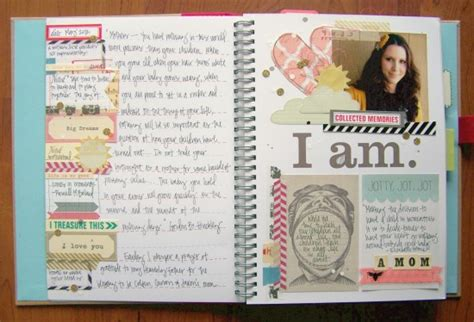 picture books for idea challenge 31 mothers scrapbook circle