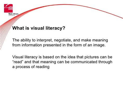 visual literacy picture books visual literacy and picture story books
