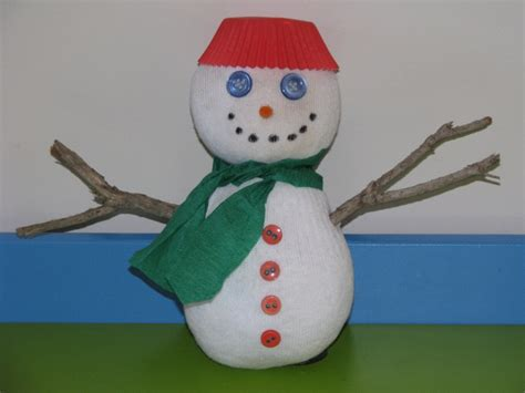 sock crafts for craft sock snowman be a