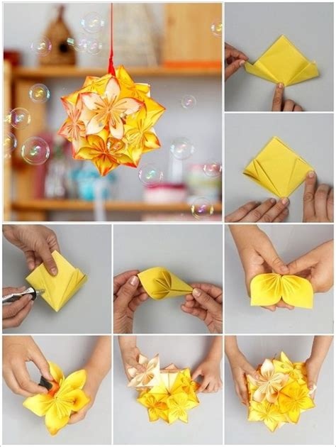 diy origami 40 origami flowers you can do and design