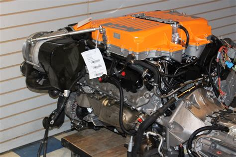Bmw M5 Engine by Bmw M5 M6 G Power Supercharged Engine Motor 2006 2007