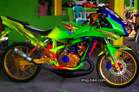 Gambar Modifikasi Motor Drag by 55 Foto Gambar Modifikasi Rr Kontes Racing