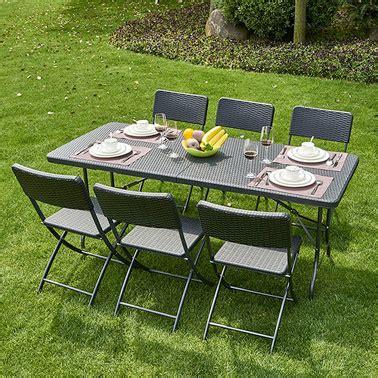 Table Pour Barbecue 314 by Un Jardin D 233 Co Avec Le Mobilier De Jardin Trigano Store