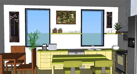 oreos design portfolio sketchup kitchen oreos design portfolio sketchup kitchen