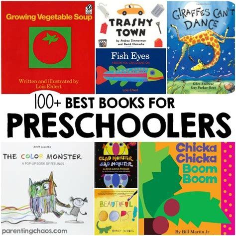 preschool picture books 105 fantastic to picture books for preschoolers