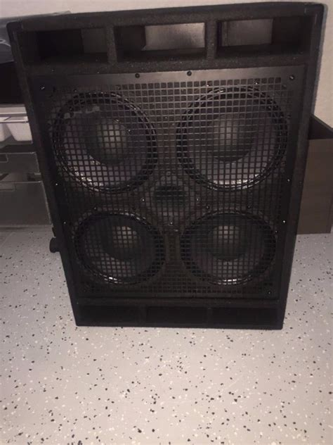 used bass cabinets for sale 410 bass cabinet for sale classifieds