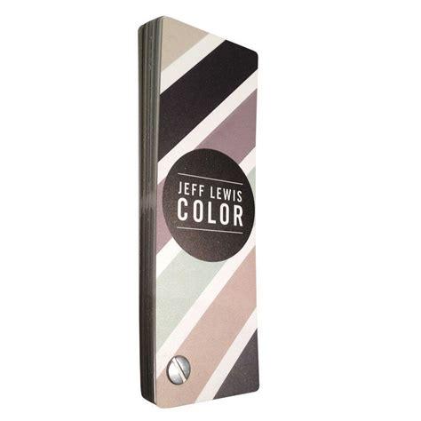 home depot paint fan deck jeff lewis color 2 in x 6 in 32 color fan deck jlcfan