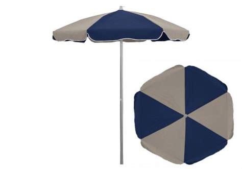 custom 6 5 ft aluminum sunbrella patio umbrella with