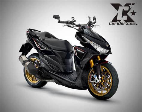 Modifikasi Motor Vario by Modifikasi Honda Vario 150 Esp Gambar V
