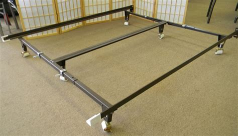 olympic bed frame heavy duty size metal bed frame