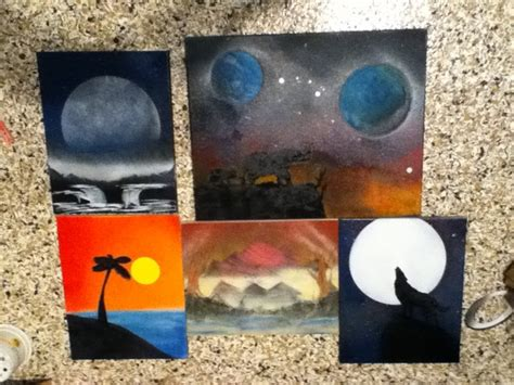 spray paint on canvas spray paint on canvas by pheonix 4eva on deviantart