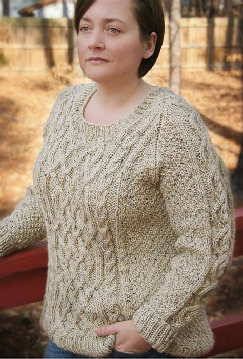 free knit sweater gorgeous scoop necked cabled sweater olwen sweater