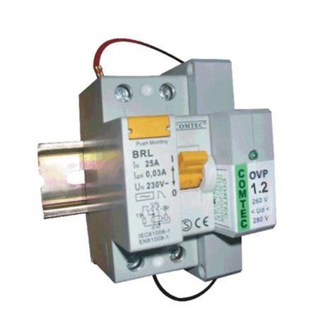 Motoare Electrice Monofazate Timisoara by Dispozitiv De Protectie Supratensiune Ovp 1 2 Monofazat